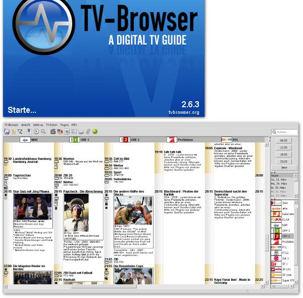 Tvbrowser