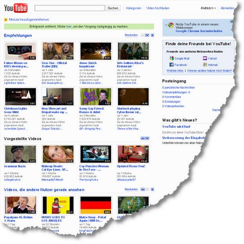 YouTube - Mein YouTube- iRaffdotch 1277362233535