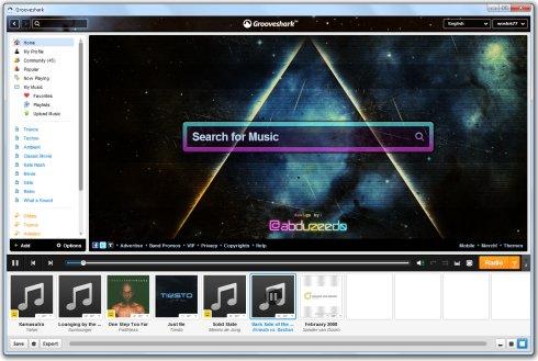 grooveshark-desktop